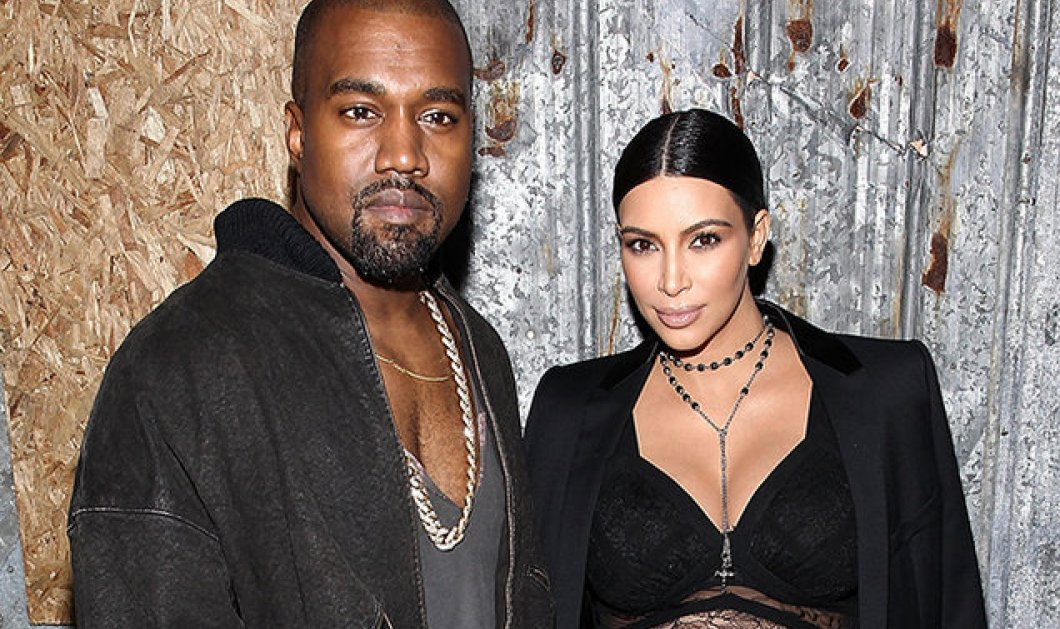 O Kanye West με χειροπέδες σε ψυχιατρείο - Τα προβλήματα με την Kim Kardashian & το επεισόδιο παθολογικής ζήλιας - Κυρίως Φωτογραφία - Gallery - Video