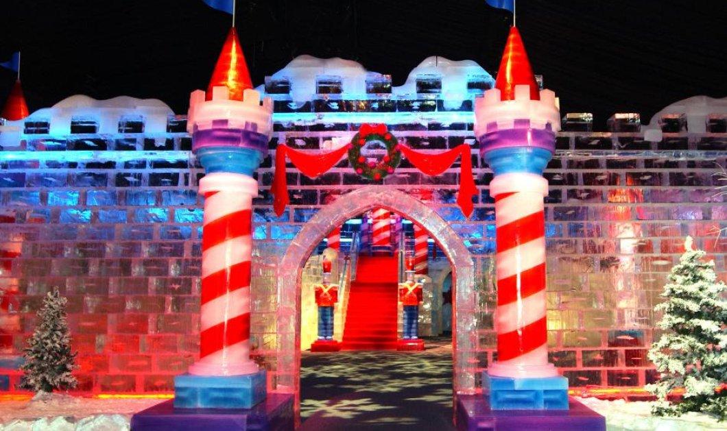 Good News: Ολόκληρο Χριστουγεννιάτικο κάστρο μας περιμένει στο Ηράκλειο - Ανοίγει τις πόρτες του στο κοινό στις 8 /12 - Κυρίως Φωτογραφία - Gallery - Video