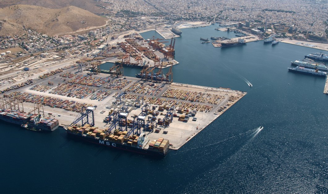 Good News: η Cosco ανακοίνωσε επενδύσεις 140 εκατ. ευρώ στο λιμάνι του Πειραιά - Κυρίως Φωτογραφία - Gallery - Video