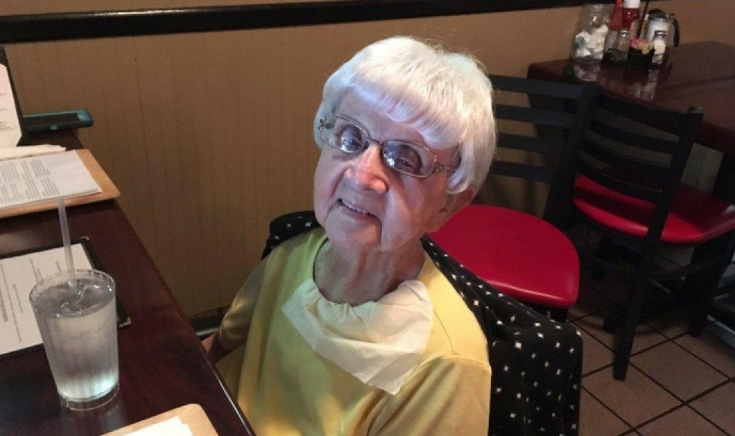 Γιαγιά 102 ετών αποκαλύπτει το μυστικό της μακροζωίας της - Είναι λάτρης της μπύρας  - Κυρίως Φωτογραφία - Gallery - Video