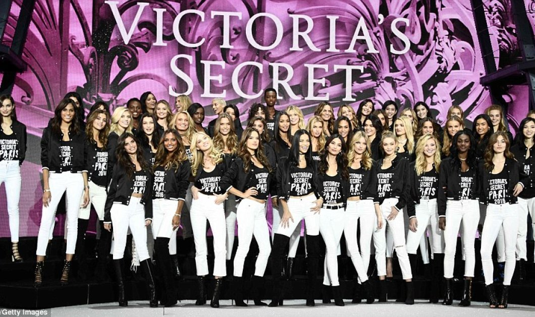 Μοντέλο - θύελλα στο Παρίσι: Όλες οι κούκλες του πλανήτη εκεί για το show της Victoria's Secret! Φωτό - βίντεο - Κυρίως Φωτογραφία - Gallery - Video