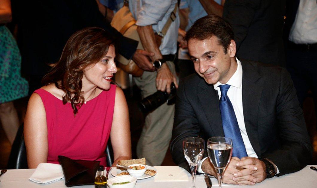 Γιατί Περιστέρα & Μαρέβα δεν θα παραβρεθούν στο δείπνο με Ομπάμα: Το ''βέτο'' λόγω... Μισέλ - Κυρίως Φωτογραφία - Gallery - Video