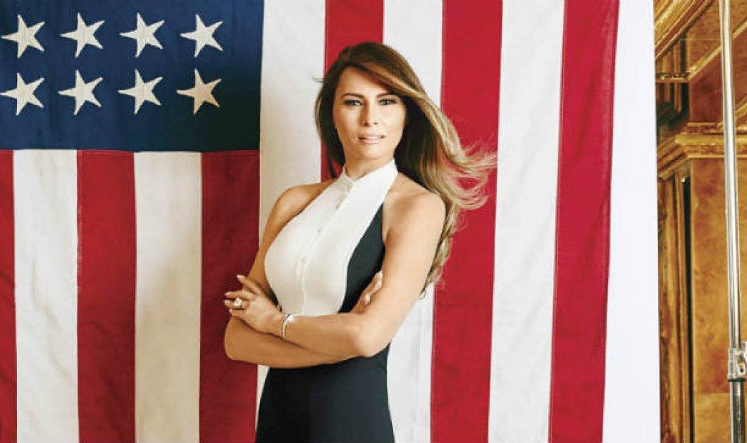 Μελάνια Τραμπ: Η σέξι Σλοβένα με τα μπλε μάτια & το ''πειραγμένο'' πρόσωπο Πρώτη Κυρία των ΗΠΑ - Κυρίως Φωτογραφία - Gallery - Video