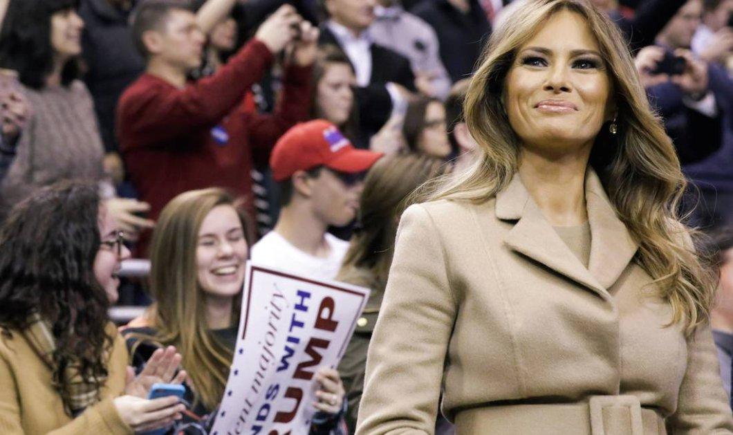 Αποκάλυψη του Associated Press λίγο πριν την έναρξη των εκλογών: Η Μελάνια Τραμπ δούλεψε παράνομα ως μοντέλο στις ΗΠΑ - Κυρίως Φωτογραφία - Gallery - Video