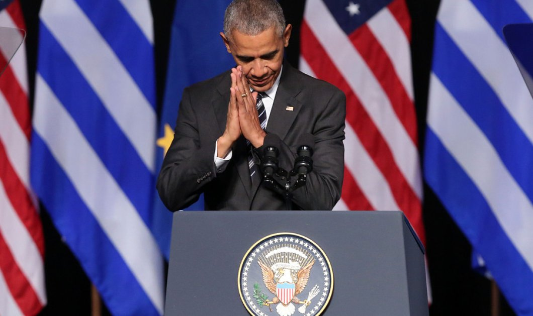 Με Ελευθερία Αρβανιτάκη ''έκλεισε'' η ομιλία Ομπάμα στο Σταύρος Νιάρχος - Βίντεο - Κυρίως Φωτογραφία - Gallery - Video