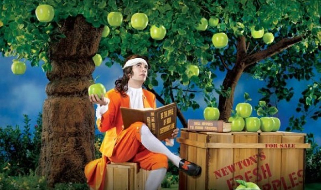 Η ιστορική μηλιά του Νεύτωνα με την βοήθεια επιστημόνων αποκτά... 30 απογόνους - Κυρίως Φωτογραφία - Gallery - Video