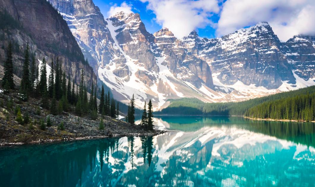 Μαγευτικές εικόνες από τον Καναδά: Ταξίδι στην ειρηνική χώρα των πάγων και των μεγάλων δασών  - Κυρίως Φωτογραφία - Gallery - Video
