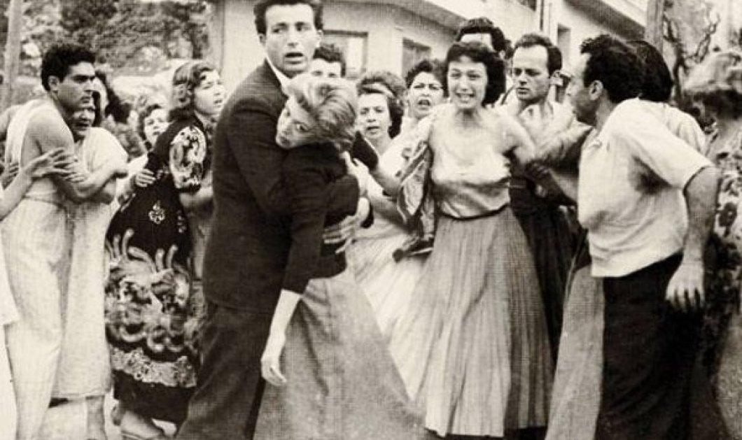 Vintage Story: Γιώργος Φούντας 21-11-1955 φώναζε ''Στέλλα φύγε κρατάω μαχαίρι'', η Μελίνα δεν τον πίστεψε - Παγκόσμια σταρ εκείνη, παρολίγο Τζέιμς Μποντ αυτός! - Κυρίως Φωτογραφία - Gallery - Video