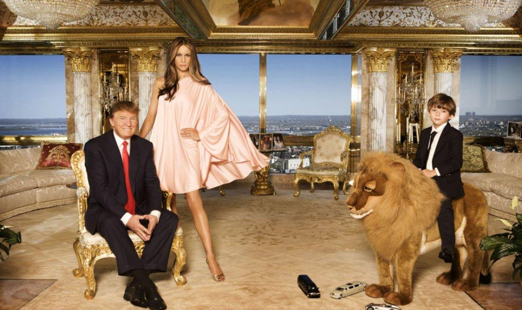 Donald Trump: Μετακομίζει μόνος το Γενάρη στο Λευκό Οίκο! Γιατί θα λείπουν η Μελάνια και ο γιος του; - Κυρίως Φωτογραφία - Gallery - Video