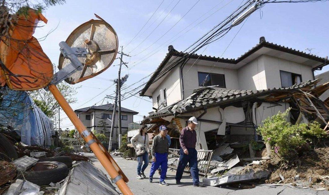 Συγκλονιστικές εικόνες από τον σεισμό 7,4 Ρίχτερ ανοιχτά της Φουκουσίμα - Η πλήρης καταστροφή σε κλικς - Κυρίως Φωτογραφία - Gallery - Video
