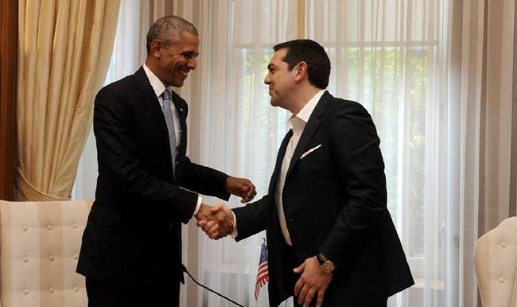 Ο Τσίπρας αποχαιρετά τον Ομπάμα με tweet: Eργάστηκε με σθένος για τη δημοκρατία & τα δικαιώματα όλων  - Κυρίως Φωτογραφία - Gallery - Video
