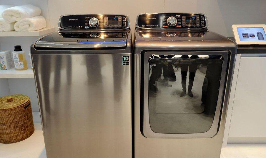 """Νέο πλήγμα για την Samsung - Ανακάλεσε 2,8 εκατομμύρια """"εκρηκτικά""""... πλυντήρια ρούχων από τις ΗΠΑ! - Κυρίως Φωτογραφία - Gallery - Video"""