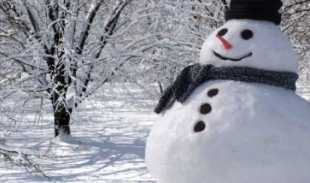 Καλώς τον χειμώνα: Αναλυτική πρόγνωση - Τσουχτερό κρύο, ισχυροί άνεμοι και χιόνια στα ορεινά  - Κυρίως Φωτογραφία - Gallery - Video