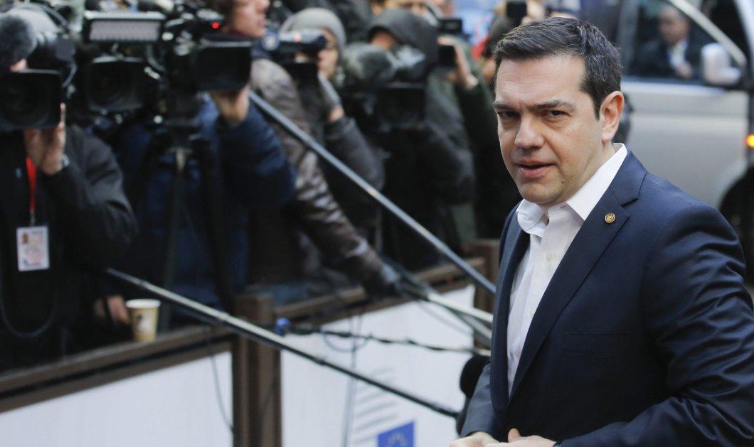 Αλ. Τσίπρας: Αντιδημοκρατική η εμμονή του ΔΝΤ - Είμαι εξαιρετικά ήρεμος για τις εξελίξεις - Κυρίως Φωτογραφία - Gallery - Video