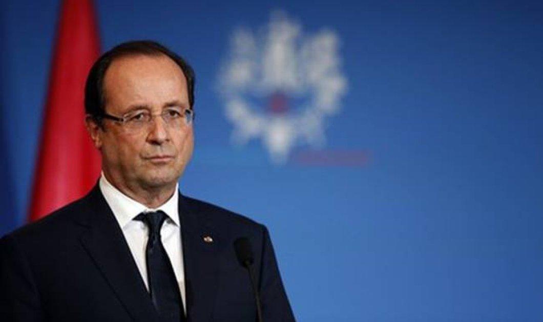 """Φρ. Ολάντ: """"Adieu"""" - Ανακοίνωσε πως δεν θα διεκδικήσει νέα θητεία - Κυρίως Φωτογραφία - Gallery - Video"""
