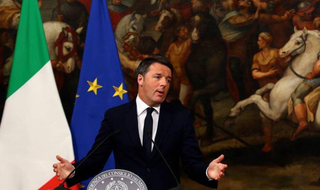 Ιταλία:Αυτά είναι τα σενάρια των πολιτικών εξελίξεων μετά το ιταλικό «όχι» - Κυρίως Φωτογραφία - Gallery - Video