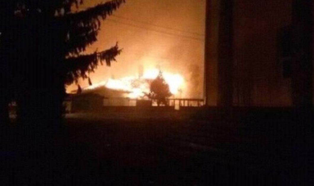 Τραγωδία στη Βουλγαρία: Τουλάχιστον 4 νεκροί και 20 τραυματίες από έκρηξη τρένου που μετέφερε προπάνιο (φωτό) - Κυρίως Φωτογραφία - Gallery - Video