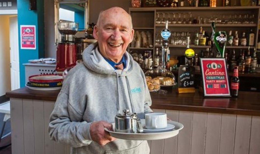 """89χρονος συνταξιούχος έβαλε αγγελία για δουλειά επειδή βαρέθηκε να κάθετε: """"Σώστε με από το να πεθάνω από πλήξη!"""" - Κυρίως Φωτογραφία - Gallery - Video"""