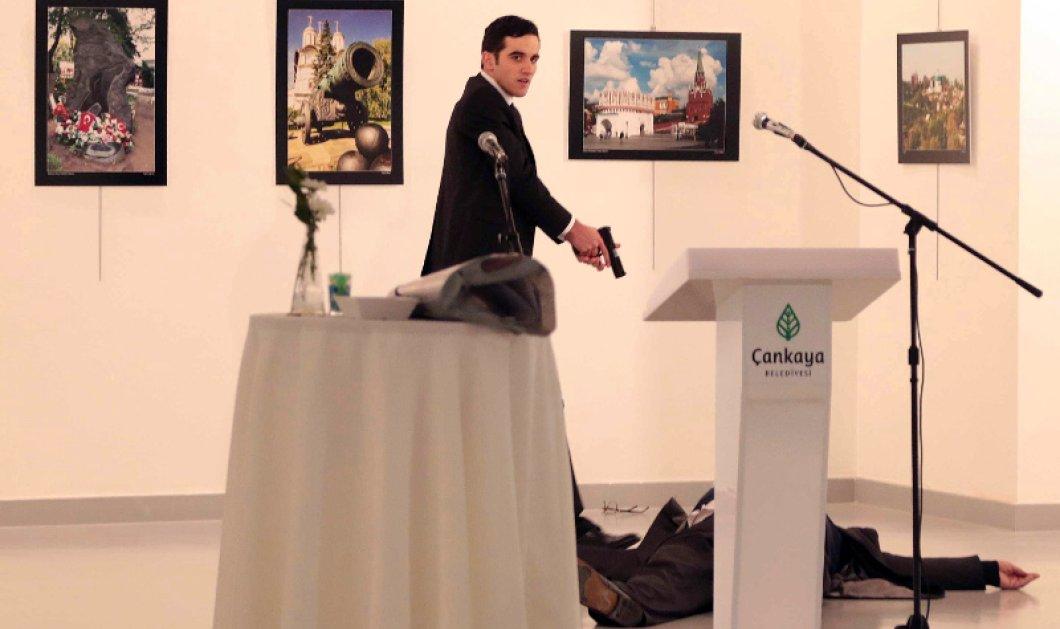 «Αλλαχού Ακμπάρ, εκδίκηση για το Χαλέπι» φώναζε ο 22χρονος δολοφόνος του Ρώσου πρέσβη στην Άγκυρα - Κυρίως Φωτογραφία - Gallery - Video