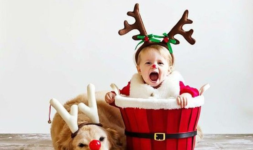 Οι πρώτες γιορτές με το μωρό σας - Δείτε τι πρέπει να προσέξετε! - Κυρίως Φωτογραφία - Gallery - Video