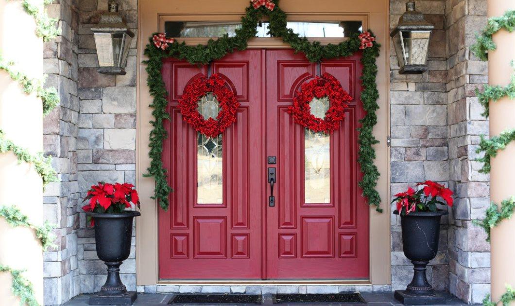 Χριστούγεννα 2020: 33 απίθανες ιδέες για τη χριστουγεννιάτικη διακόσμηση σε κήπους & αυλές - Κυρίως Φωτογραφία - Gallery - Video