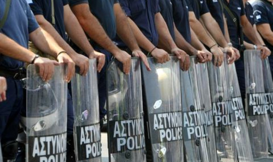 Επί ποδός 3.000 αστυνομικοί για  για την επέτειο της δολοφονίας του Αλ. Γρηγορόπουλου  - Κυρίως Φωτογραφία - Gallery - Video