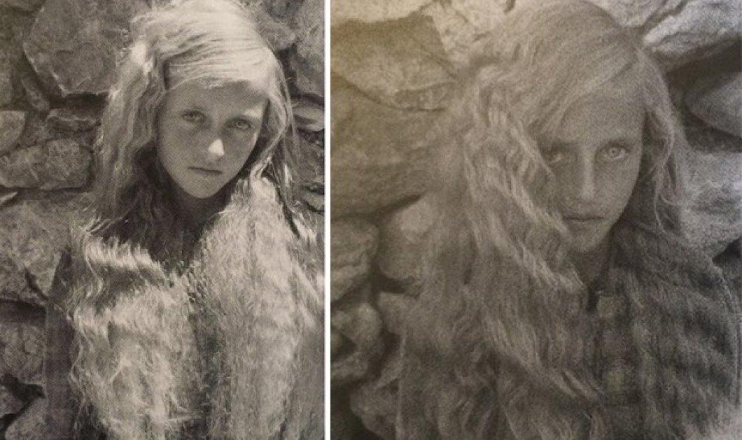Vintage Story: Όταν το 1942 η ξανθιά Κρητικιά ''νεράιδα'' Δέσποινα Ζερβάκη μαγνήτισε Ιταλό ανθρωπολόγο - Κυρίως Φωτογραφία - Gallery - Video
