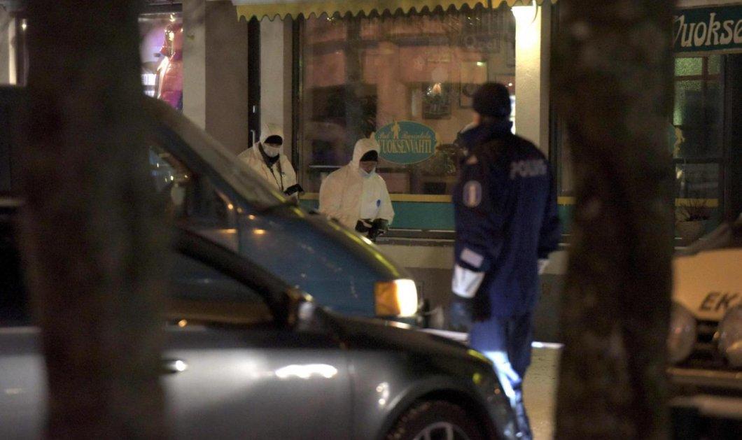 Σοκ στην Φινλανδία - Ένοπλος σκότωσε την δήμαρχο της πόλης Ιμάτρα και δύο γυναίκες δημοσιογράφους - Κυρίως Φωτογραφία - Gallery - Video