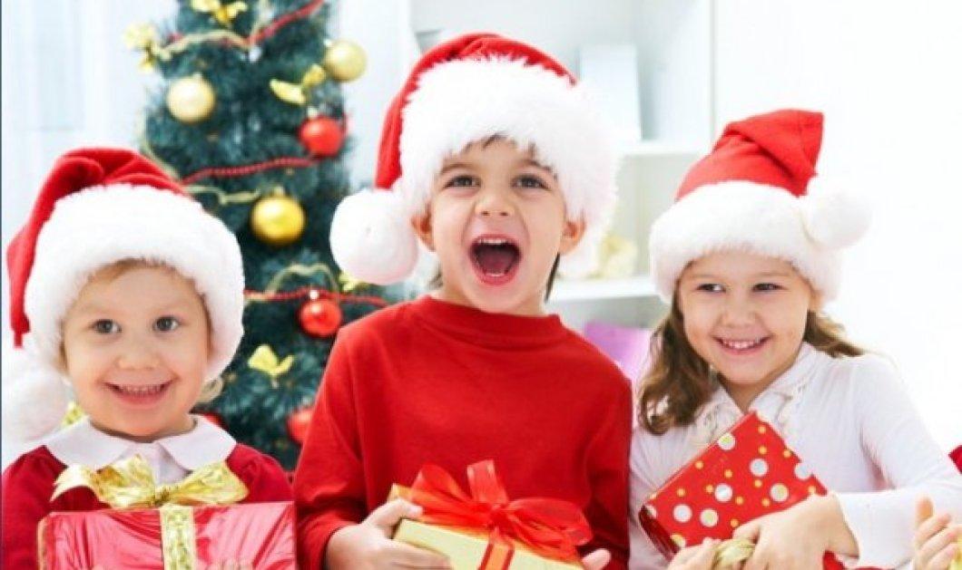 Πέντε δημιουργικές δραστηριότητες για να «ζωντανέψετε» τις ευχές των παιδιών τα Χριστούγεννα! - Κυρίως Φωτογραφία - Gallery - Video
