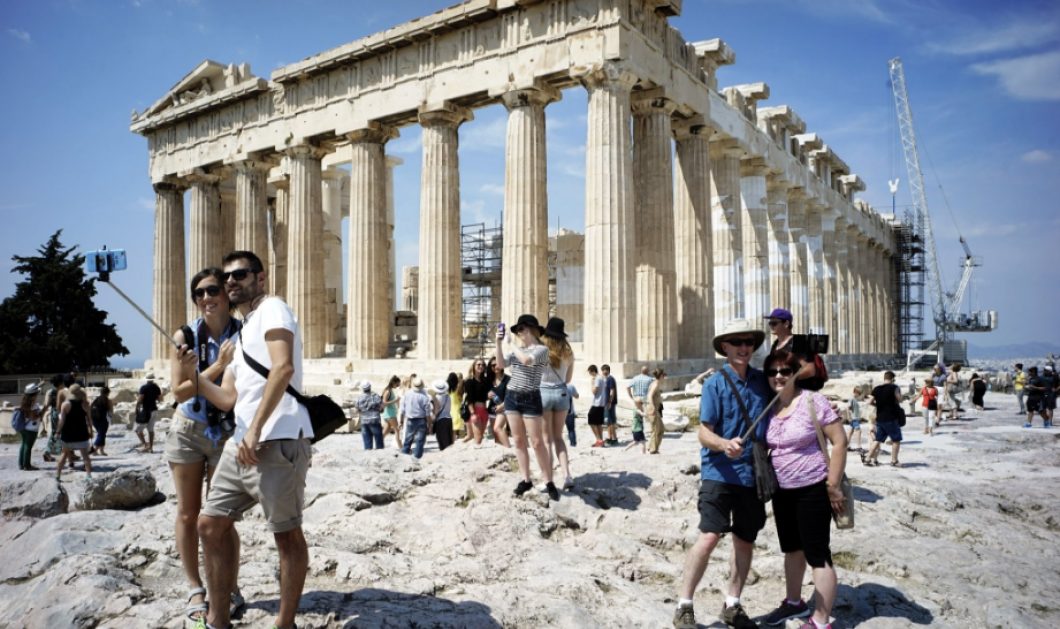 Good News: Βρετανοί και Γερμανοί επιλέγουν Ελλάδα και το 2017 - Αύξηση 11% το 2016 από τουρίστες - Κυρίως Φωτογραφία - Gallery - Video