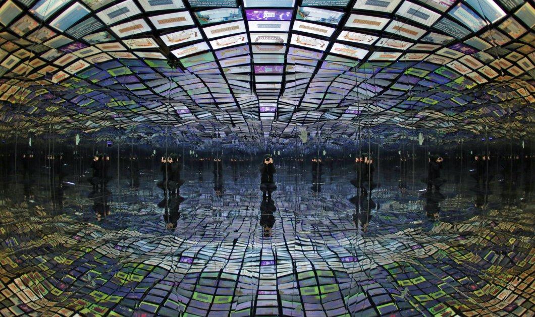 «Υβρίδια: Στα όρια τέχνης και τεχνολογίας», στη Στέγη με τη στήριξη της COSMOTΕ  - Κυρίως Φωτογραφία - Gallery - Video