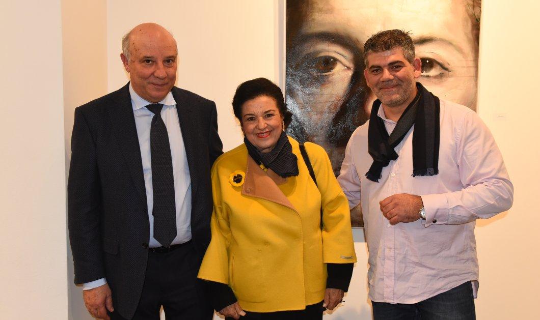 """Οι Top Women του Σάββα Γεωργιάδη: """"Women/ Γυναίκες"""" - Η έκθεση ζωγραφικής του στη Γκαλερί Ευριπίδη   - Κυρίως Φωτογραφία - Gallery - Video"""
