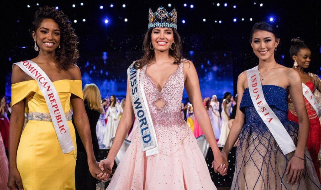 Stephanie Del Valle: 19 ετών από το Πουέρτο Ρίκο η νέα Μις Κόσμος που μάγεψε τα πλήθη  - Κυρίως Φωτογραφία - Gallery - Video