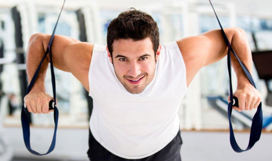 Άνδρας γυμνασμένος = γόνιμος: Η μέτρια, η έντονη ή απλά η σταθερή άσκηση βοηθάει ;  - Κυρίως Φωτογραφία - Gallery - Video