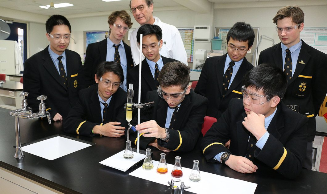 Good News: Μαθητές αναδημιούργησαν το συστατικό πανάκριβου φαρμάκου - Είχε προκαλέσει παγκόσμιο σάλο - Κυρίως Φωτογραφία - Gallery - Video