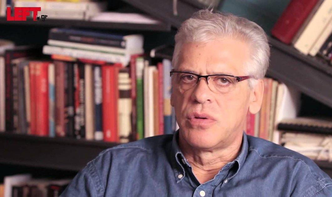 Γιάννης Μηλιός: Γιατί δέχτηκα την προεδρία στο Φεστιβάλ Αθηνών - Μια θέση κυβερνητική & άμισθη - Κυρίως Φωτογραφία - Gallery - Video