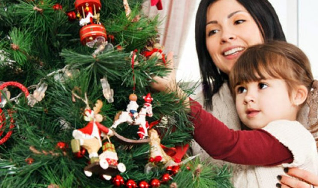 Στολίζουμε το σπίτι παρέα με τα παιδιά: Περάστε ξέγνοιαστες στιγμές με τα μικρά σας - Κυρίως Φωτογραφία - Gallery - Video
