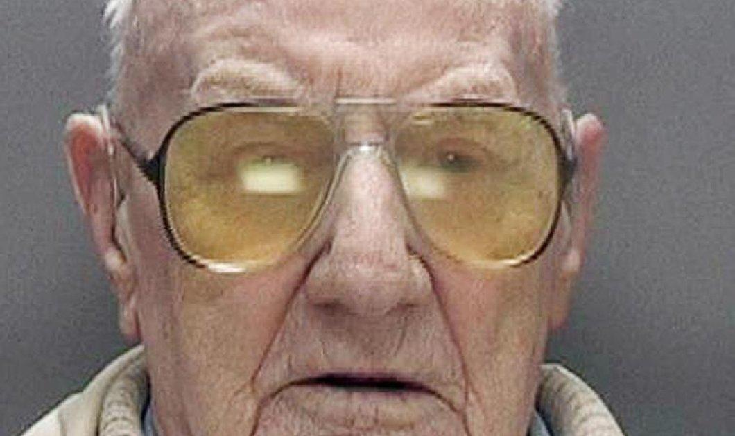 Βρετανία Καταδίκη 101 χρονών παιδεραστής Ralph Clarke