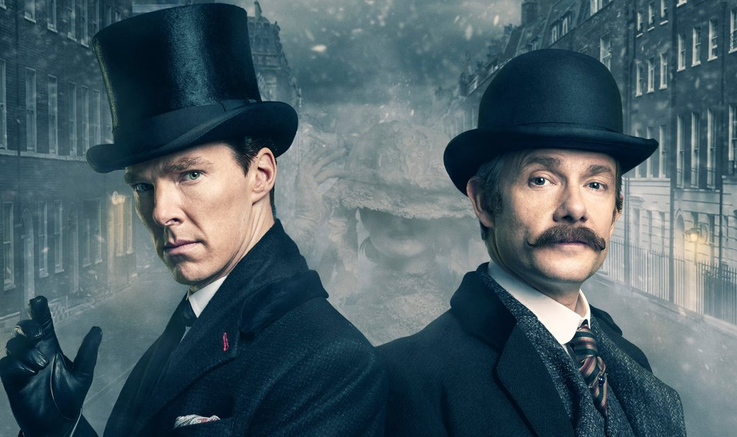 Την Πρωτοχρονιά η πρεμιέρα του 4ου κύκλου της σειράς Sherlock στην COSMOTE TV - Κυρίως Φωτογραφία - Gallery - Video