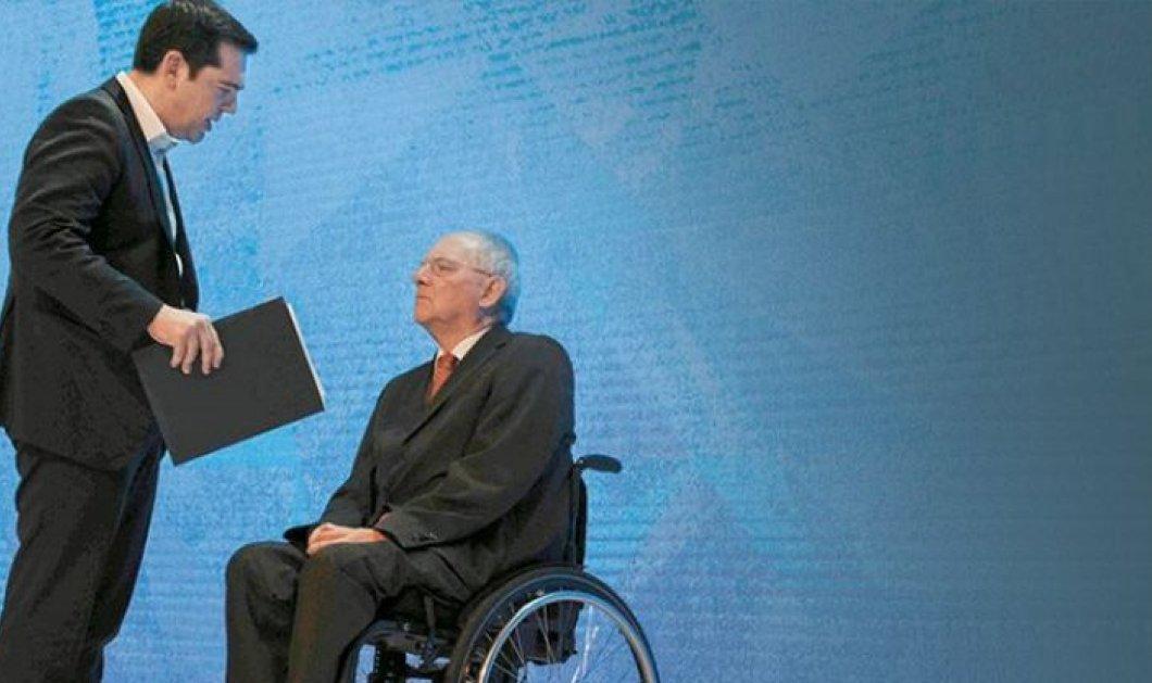 Το σχέδιο Σόιμπλε για εγκλωβισμό της Ελλάδας- Γιατί τρίζει η καρέκλα του Ντάισελμπλουμ & ποιες οι εναλλακτικές  - Κυρίως Φωτογραφία - Gallery - Video