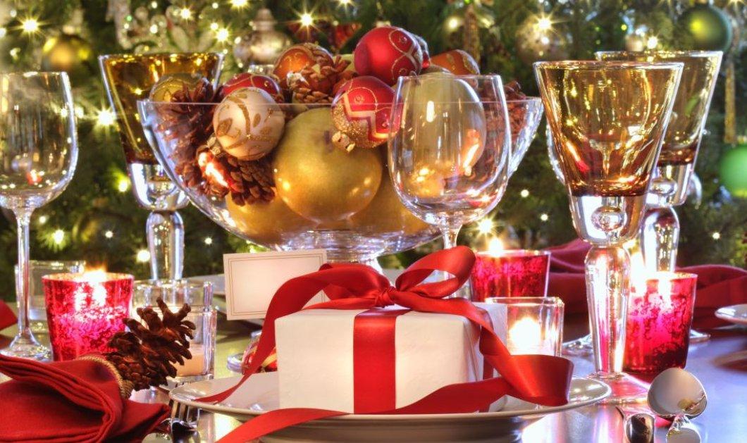 «Αποτοξίνωση» μετά το τραπέζι των Χριστουγέννων και πριν το....τραπέζι 74cff04c933