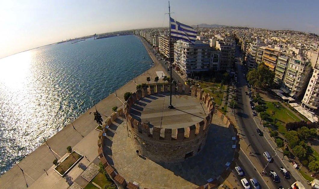 Τραγωδία στη Θεσσαλονίκη - Νεκρή 87χρονη από πυρκαγιά που ξέσπασε στο διαμέρισμά της στο κέντρο της πόλης - Κυρίως Φωτογραφία - Gallery - Video