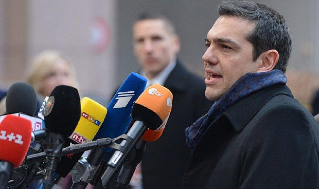 Διαδοχικές συναντήσεις Αλέξη με Ευρωπαίους ηγέτες - Τετ α τετ με Τερέζα Μέι τo μεσημέρι στις Βρυξέλλες - Κυρίως Φωτογραφία - Gallery - Video