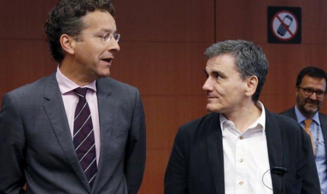 """Αίσθηση από την αποκάλυψη διαλόγων από το πρόσφατο Eurogroup: """"Μη μας πιέζετε, θα αναγκαστούμε να πάμε σε εκλογές"""" - Κυρίως Φωτογραφία - Gallery - Video"""
