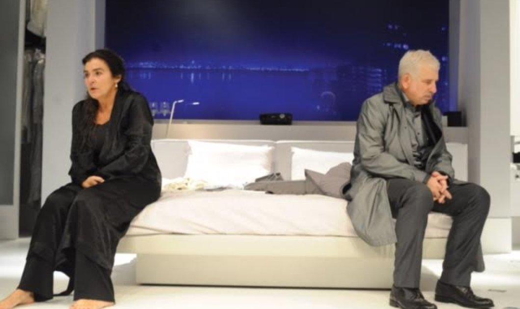 """Θέατρο Μουσούρη: Με πρωταγωνιστές την Υπουργό Πολιτισμού Λυδία Κονιόρδου & τον Πέτρο Φιλιππίδη, η παράσταση """"Και τώρα οι δυό μας"""" - Κυρίως Φωτογραφία - Gallery - Video"""