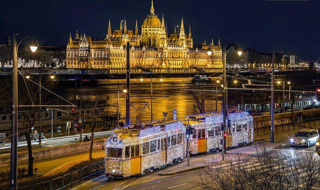 Πάμε νοερά στην Χριστουγεννιάτικη Βουδαπέστη με εικόνες από την μαγική γιορτινή ατμόσφαιρα - Κυρίως Φωτογραφία - Gallery - Video