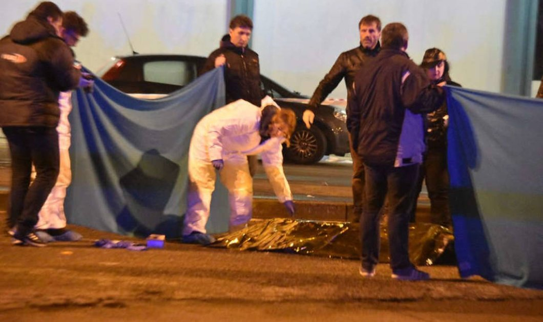 Νεκρός ο Τυνήσιος δράστης που σκόρπισε το θάνατο στο Βερολίνο - Κυρίως Φωτογραφία - Gallery - Video