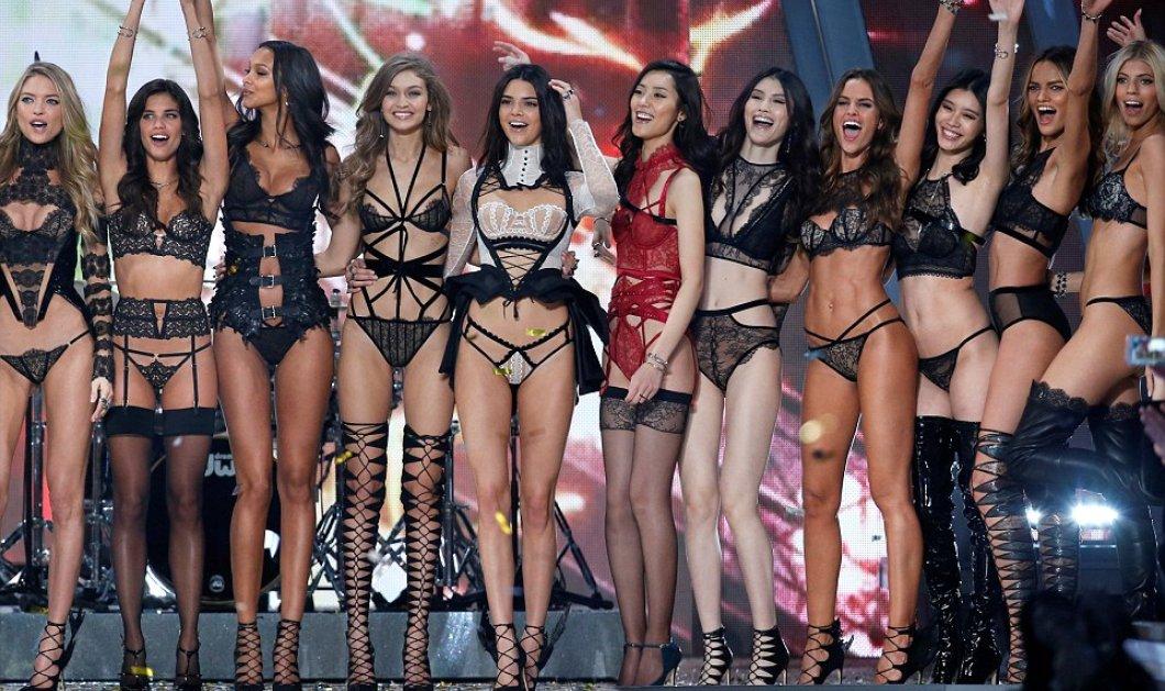 Oι άγγελοι της Victoria's Secret έλαμψαν στο Παρίσι - Φωτό & βίντεο από το εντυπωσιακό show μόδας - Κυρίως Φωτογραφία - Gallery - Video