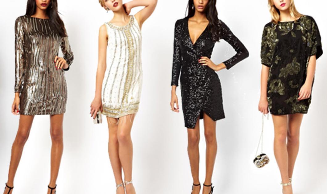 Λευκή δαντέλα ή φούστα με φτερά; Τα τοπ 7 φορέματα για το ρεβεγιόν - Κυρίως Φωτογραφία - Gallery - Video