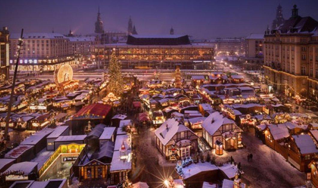 Τα Χριστούγεννα πλησιάζουν κι εμείς σας ταξιδεύουμε στις ωραιότερες Χριστουγεννιάτικες αγορές της Ευρώπης (φωτό)  - Κυρίως Φωτογραφία - Gallery - Video